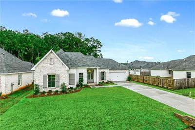 Madisonville Single Family Home For Sale: 1204 Sweet Clover Way