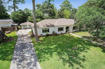 Single Family Home For Sale: 552 Marilyn Drive