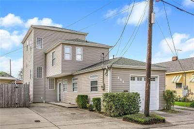 Metairie Single Family Home For Sale: 404 Carrolton Avenue