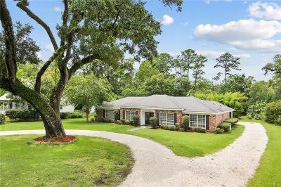 Single Family Home For Sale: 520 Albert Street