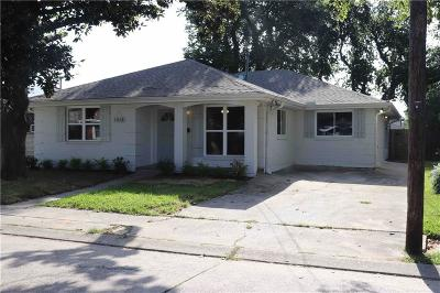 Metairie Single Family Home For Sale: 1213 Focis Street