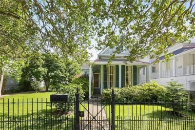 Single Family Home For Sale: 6030 Laurel Street