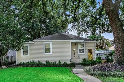 Kenner Single Family Home For Sale: 1922 Idaho Avenue