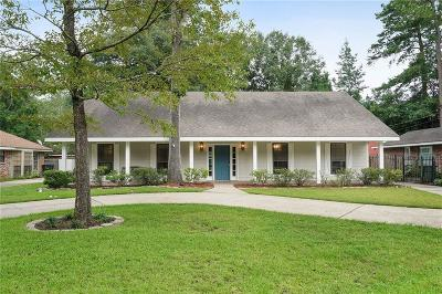 Single Family Home For Sale: 127 Highland Drive
