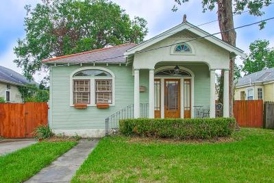 Single Family Home For Sale: 4760 Marigny Street