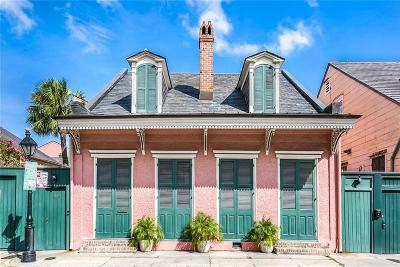 French Quarter Multi Family Home For Sale: 927 Dauphine Street