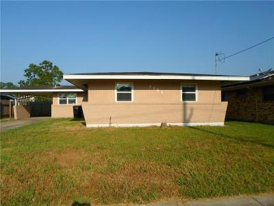 Single Family Home For Sale: 4834 Papania Drive
