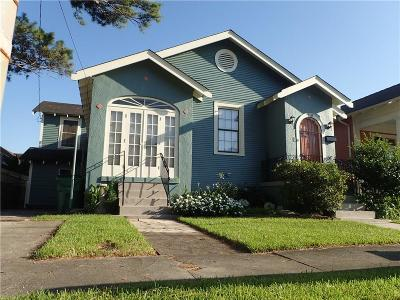 Single Family Home For Sale: 718 Perry Street