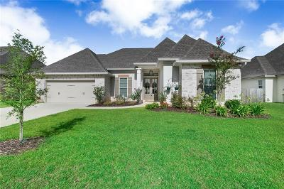 Madisonville Single Family Home For Sale: 7053 Ring Neck Drive