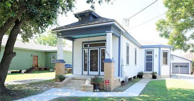 Single Family Home For Sale: 2541 Myrtle Street