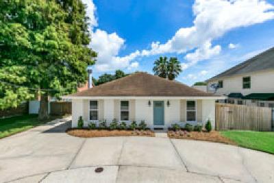Single Family Home For Sale: 4005 W Esplanade Avenue