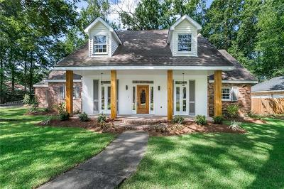 Single Family Home For Sale: 45 Wingate Court