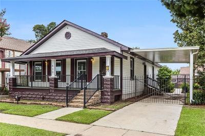 Gretna Single Family Home For Sale: 830 Jefferson Street