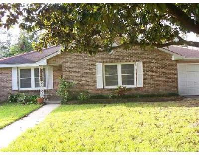 River Ridge, Harahan Single Family Home For Sale: 6747 Riverside Drive