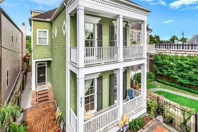 Single Family Home For Sale: 921 Valence Street