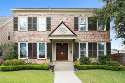 Lakeview Single Family Home For Sale: 6762 Colbert Street