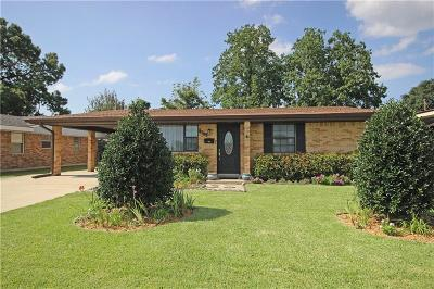 Single Family Home For Sale: 8709 Chaldron Street