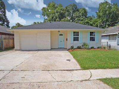 Single Family Home For Sale: 3012 40th Street