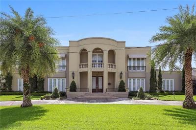 Gretna Single Family Home For Sale: 301 Fairfield Avenue