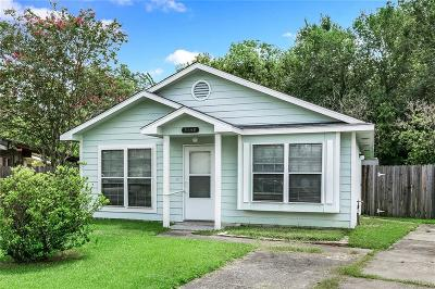 Single Family Home For Sale: 3540 Catalina Drive