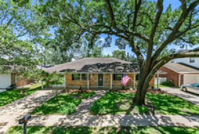 River Ridge, Harahan Single Family Home For Sale: 145 Hazel Drive
