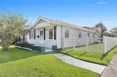 Metairie Single Family Home For Sale: 601 Severn Avenue