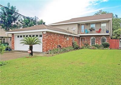 Single Family Home For Sale: 4439 Fairfield Street