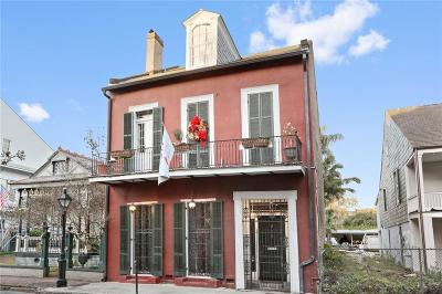 French Quarter Multi Family Home For Sale: 919 Governor Nicholls Street #1
