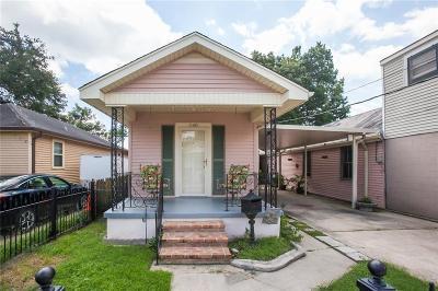 Gretna Single Family Home For Sale: 540 Ninth Street