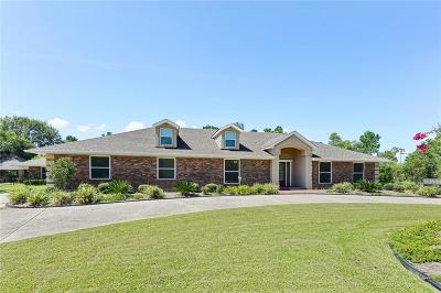 Slidell Single Family Home For Sale: 103 Island Drive