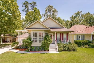 Madisonville Single Family Home For Sale: 114 Woods Drive