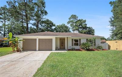 Slidell Single Family Home For Sale: 311 N Kings Court
