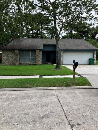 Slidell Rental For Rent: 114 Meredith Drive