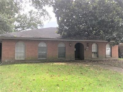River Ridge, Harahan Single Family Home For Sale: 187 Sedgefield Drive