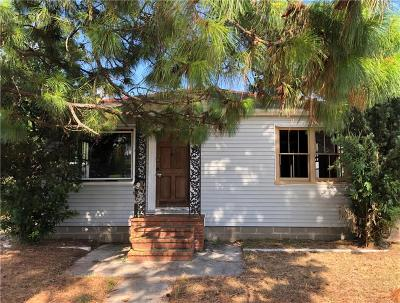Single Family Home For Sale: 4515 Werner Drive