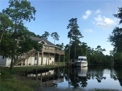 Slidell Single Family Home For Sale: 125 Middlebrook Drive
