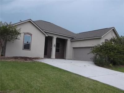Slidell Single Family Home For Sale: 1504 Regatta Drive