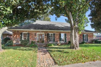 Single Family Home For Sale: 3601 Ridgeway Drive