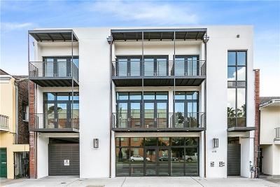 French Quarter Multi Family Home For Sale: 618 N Rampart Street #204