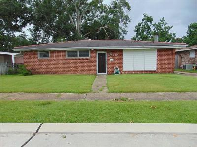 Metairie Single Family Home For Sale: 304 Jade Avenue