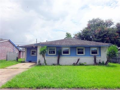 Destrehan, St. Rose Single Family Home For Sale: 308 Turtle Creek Lane