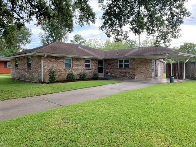 River Ridge, Harahan Single Family Home For Sale: 564 Ashlawn Drive