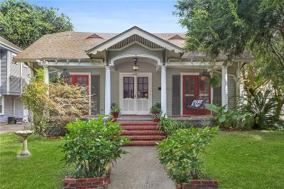 Single Family Home For Sale: 4501 S Tonti Street