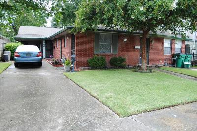 Metairie Multi Family Home For Sale: 700-702 Carnation Avenue
