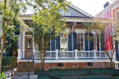 Single Family Home For Sale: 4904 Baronne Street
