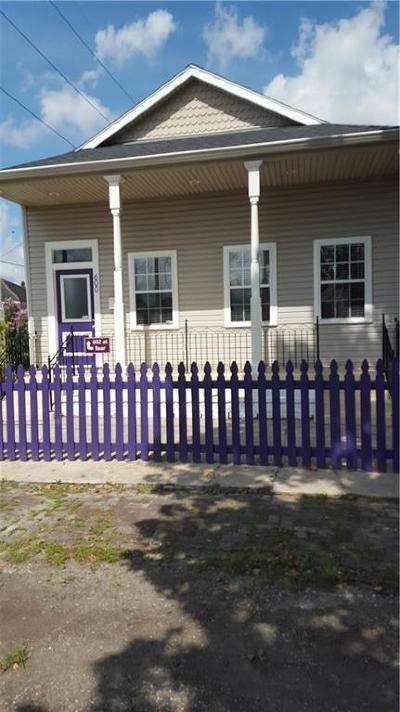 Jefferson Parish, Orleans Parish Multi Family Home For Sale: 600-602 Upperline Street