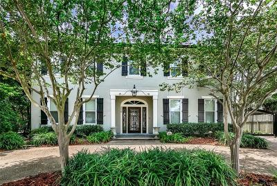 Metairie Single Family Home For Sale: 3628 Severn Avenue