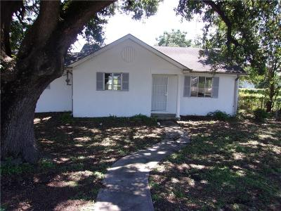 Single Family Home For Sale: 6795 Downman Road