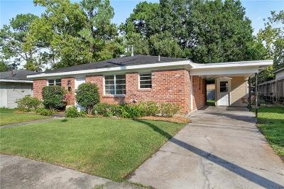 River Ridge, Harahan Single Family Home For Sale: 250 Orchard Road