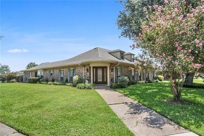 Single Family Home For Sale: 5741 Foxcroft Drive